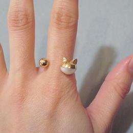 【BENEDICTE】 Cat Ring