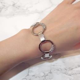 【Soierie】wheel bracelet