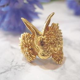 【CULOYON】 Cache-cache Bunny リング