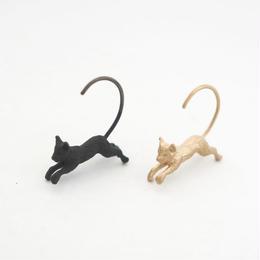 【simmon】 ネコのピアス 片耳