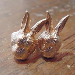 【CULOYON】 Les 2 lapins ゴールド