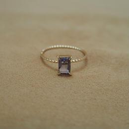 Iolite Petit Ring(s/q)
