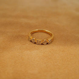 Petite Flower Ring