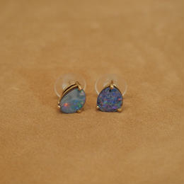 Opal Natural Gems Earrings