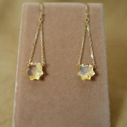 Citrine StarCut Earrings