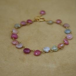 African Sapphire Bracelet(m/c)