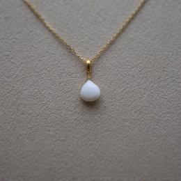 White Agate Pendant Top(m/c)