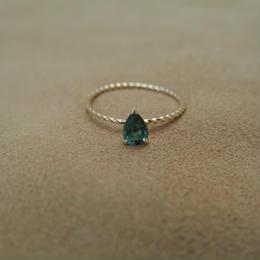 Indigo Tourmarine Petit Ring
