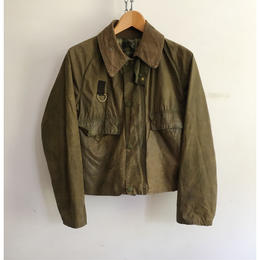 "70's Barbour 1Crest ""Spey""  Medium"