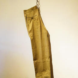 Alan's Custom Goods 70's〜80's Reconstructed Chino's  #1