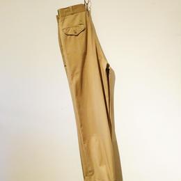 Alan's Custom Goods 70's〜80's Chino's Reconstructed #2