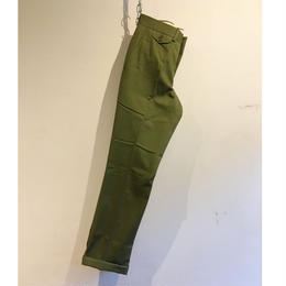 HERTLING  TROUSERS Ryan Moss Green