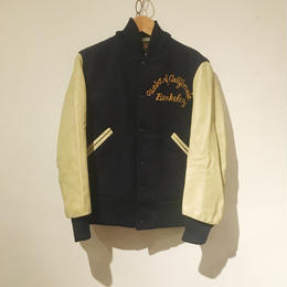 "Vintage SKOOKUM Letterman Jacket ""University of California"""