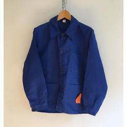 "50's〜60's Dead Stock  Belguian Military  ""Cotton/Linen"" Mechanic  Jacket"