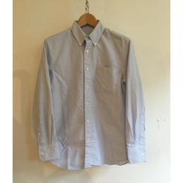 New England Shirt Company Oxford Stripe Shirt