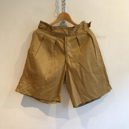 "80's Dead Stock British "" Gurukha"" Shorts No2"