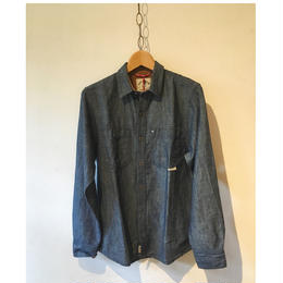 IRON&RESIN TRUCKER Shirt