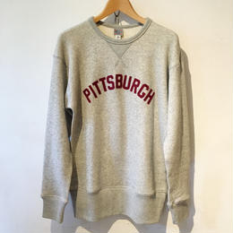 Ebbets Field Flannels PITTSBURGH CRAWFORDS  Sweat Shirt