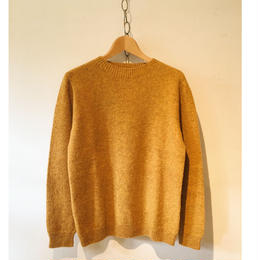 CARRIE COMPANY  Lamb's Wool Sweater Tan