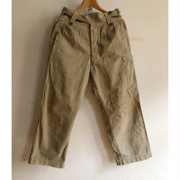 "1954 Royal Australian Army Issue ""Grukha"" Trousers/6"
