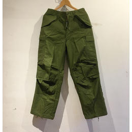 70's M-65 Field Pants Dead Stock  Small/Regular