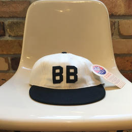 "EBBEETS FIELD FLANNELS Base Ball Cap ""BUSTIN' BABES"" Soft Visor"