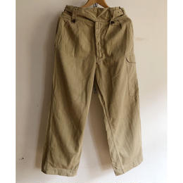 "1962 Royal Australian Army Issue ""Gurkha"" Trousers/2"
