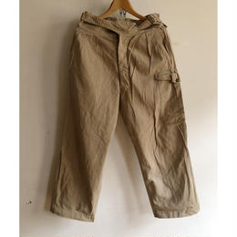"""50's〜60's Royal Australian Army Issue """"Grukha"""" Trousers/7"""