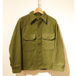 50's Dead Stock  US ARMY Wool Shirt