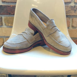 ALDEN  Suede Loafers
