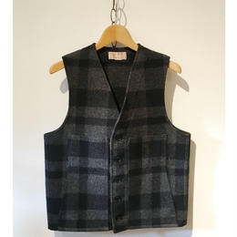 Old FILSON Mackinaw Wool Vest