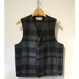Old FILSON Mackinaw Wool Vest