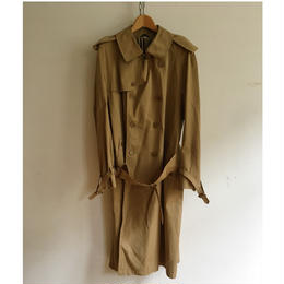 "70's〜80's Vintage BARACUTA  ""FOUR  CLIMES"" G12? Trench Coat"