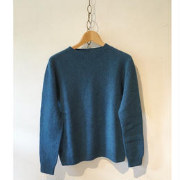 CARRIER COMPANY Lamb's Wool Sweater Teal