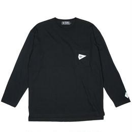 XLT-DIA BLACK(ポケット付きロングスリーブTシャツ)