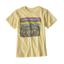 【60419】Baby Fitz Roy Skies Organic T-Shirt(通常価格:2700円)