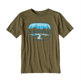 【62217】Boys' Pointed West Cotton/Poly T-Shirt(通常価格:3564円)