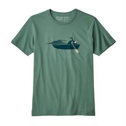 【39149】M's Haul Aboard Organic T-Shirt(通常価格:4536円)
