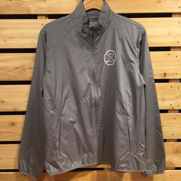 【F17S02】SamGpm Full Zip Wind Breaker	(通常価格:12960円)