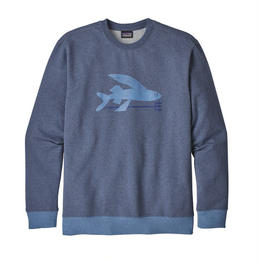【39473】Ms-Flying-Fish-Mw-Crew-Sweatshirt(通常価格:8640円)
