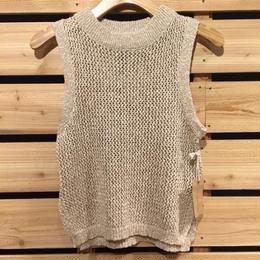 【K17S05】knot sisters VERMONT SWEATER TANK(通常価格:9,180円)