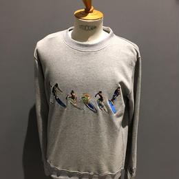 【R18S02】R Sufer Sweater(通常価格:14040円)