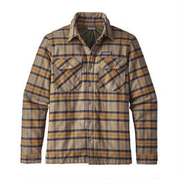 【27640】M's Insulated Fjord Flannel Jacket(通常価格:21600円)
