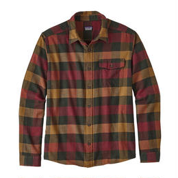 【54020】M's Long-Sleeved Lightweight Fjord Flannel Shirt(通常価格:11340円)