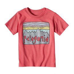 【60413】Baby Fitz Roy Skies Cotton/Poly T-Shirt(通常価格:2700円)