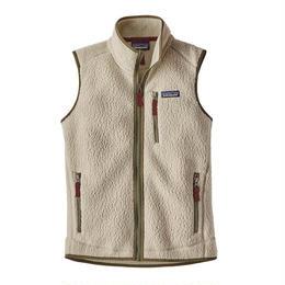 【22825】W's Retro pile Vest(通常価格:16200円)