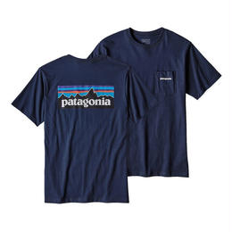 【38910】Men's P-6 Logo Cotton Pocket T-Shirt(通常価格:5184円)