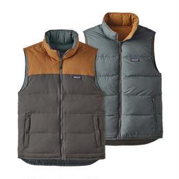 【27587】M's Reversible Bivy Down Vest(通常価格:25920円)