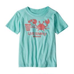 【60387】Baby Live Simply Organic T-Shirt(通常価格:2700円)