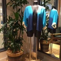 【Z17S14】Laughaha kimono short gradation(通常価格:10,800円)